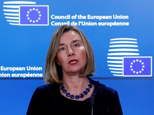"""La Unión Europea ha decidido """"incrementar su compromiso diplomático"""" con Venezuela"""