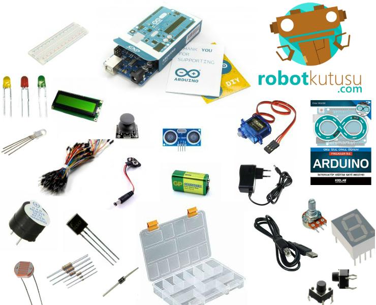 Arduino Başlangıç Kitleri