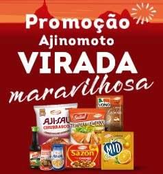 Cadastrar Promoção Ajinomoto Virada Maravilhosa - Participar Prêmios