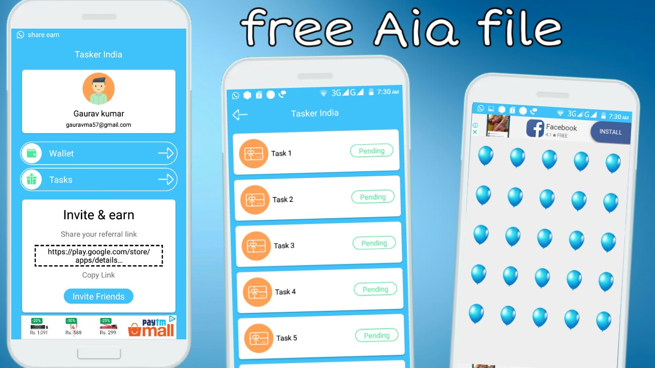 How to aia Appybuilder tutorial file High quality AIA [Android