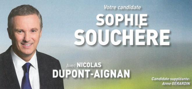 Sophie Souchère candidate législatives 2017