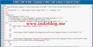 Konversi Halaman Web Dengan Mudah dan Cepat