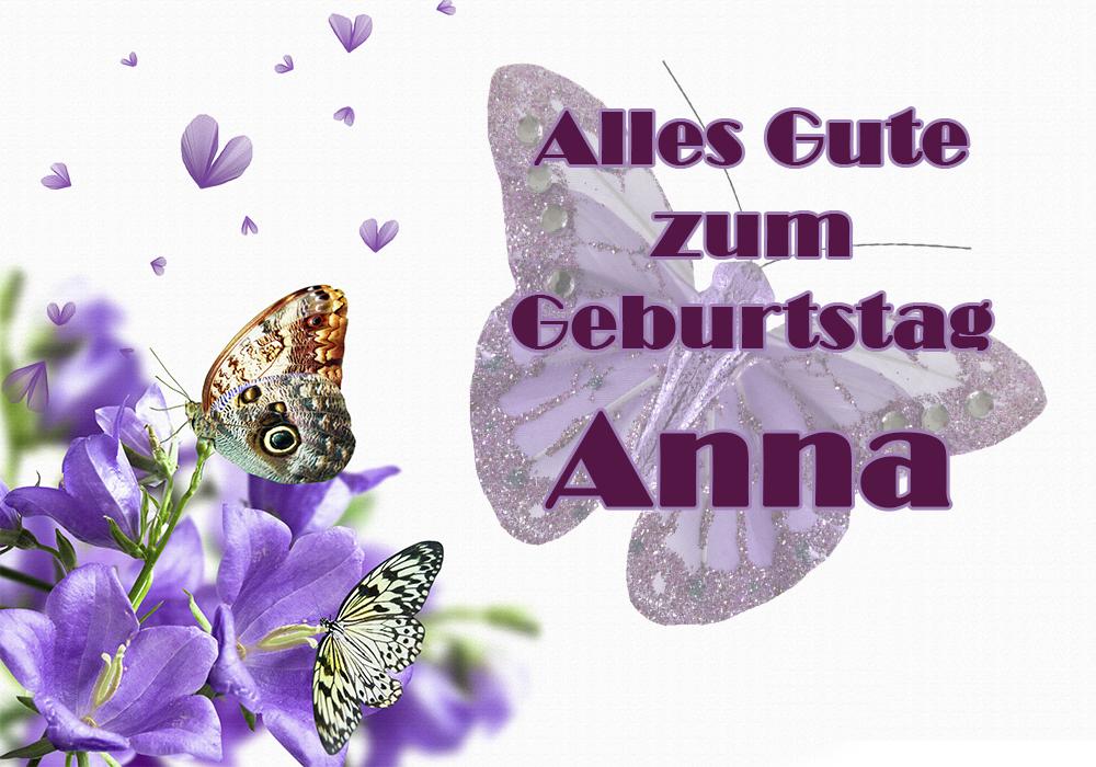 Alles Gute Zum Geburtstag Alles Gute Zum Geburtstag Anna
