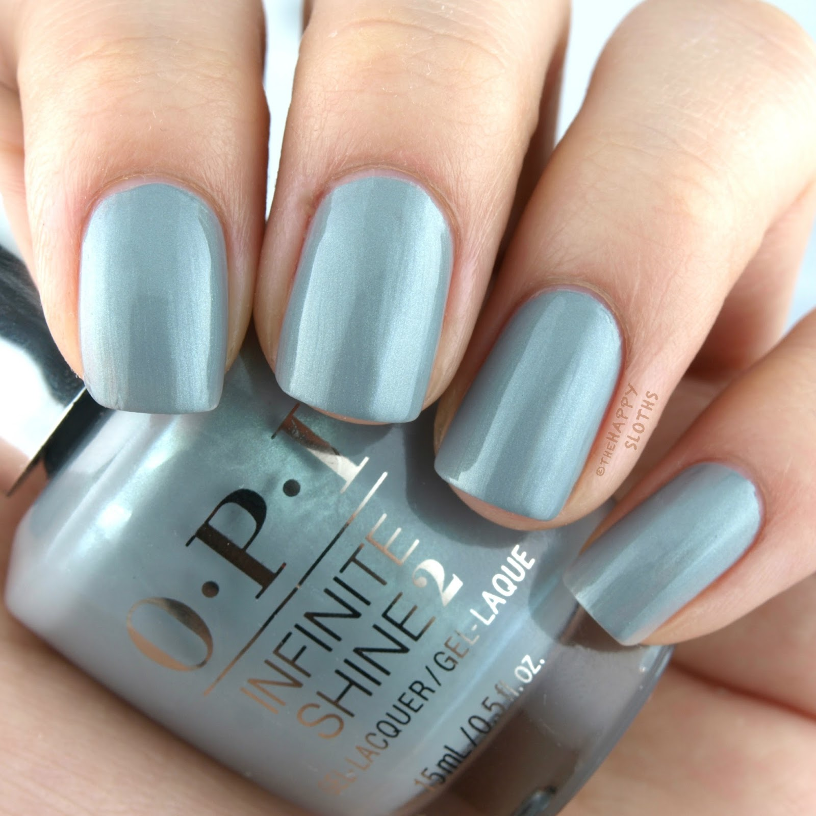 OPI Fiji I can Never Hut Up Swatches and Review