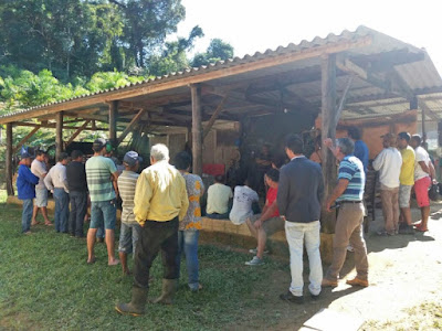 Ribeirão Vermelho da Mota e Ribeirão Branco recebem melhorias da Prefeitura de Registro-SP
