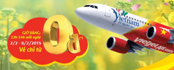 Đường bay mới Hà Nội – Quy Nhơn, Tp.HCM – Đồng Hới giá 0 đồng