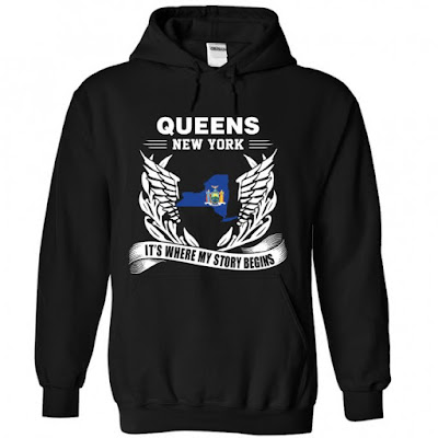 Queens is my home hoodie