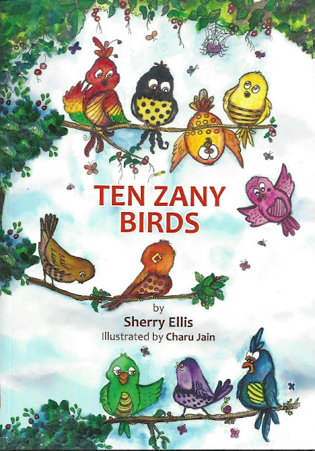 Ten Zany Birds - The Most Viewed Book in January 2016