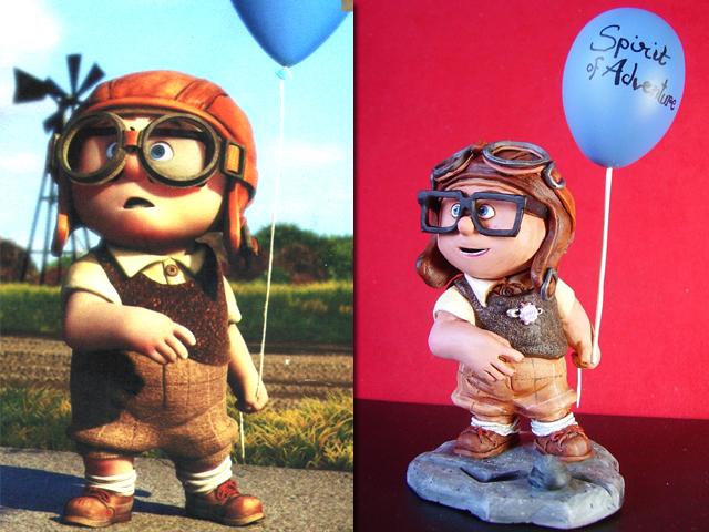 Fantastiche immagini su up nel drawings up pixar e