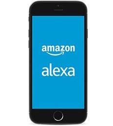 image of alexa app