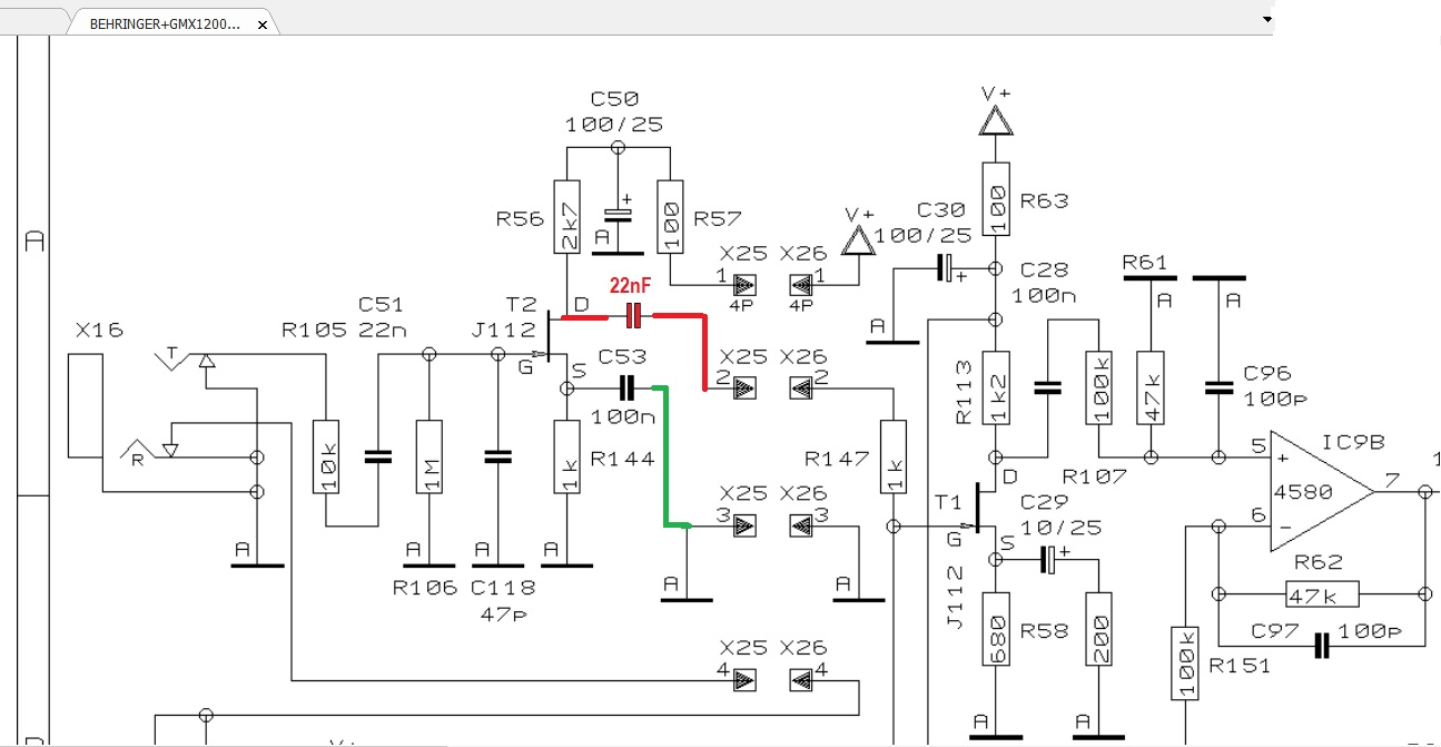 medium resolution of behringer amp schematic just wiring diagram behringer power amp schematic behringer amp schematic
