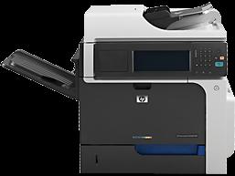 HP Color LaserJet CM4540 MFP Driver