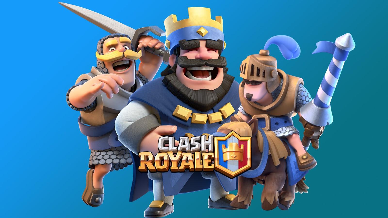 Download Gambar Clash Royale HD Keren Lucu Terbaru