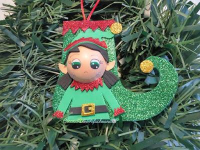 Un elfo doméstico para navidad