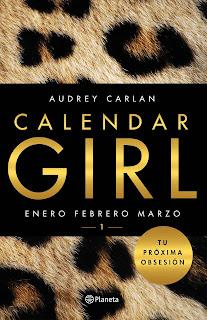 Calendar Girl - Enero,Febrero,Marzo