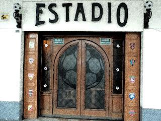 Estadio FC Restaurant: Junto a Plaza San Martín, em Lima