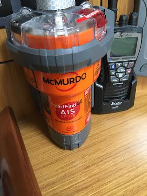 McMurdo G8 AIS epirb