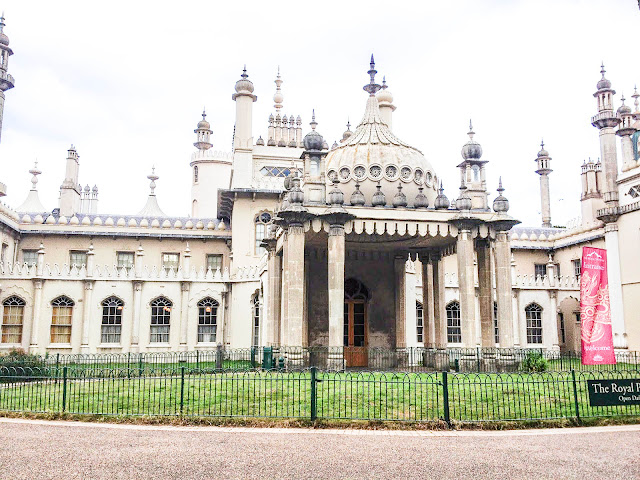 royal pavilion brighton sights