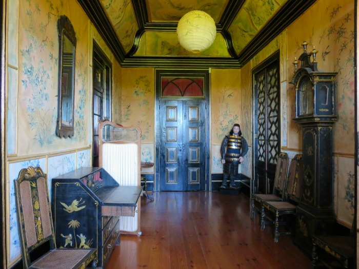 Casa da Ínsua - Japanese room