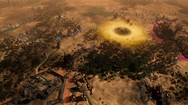 Warhammer 40,000: Gladius Relics of War PC Full Español