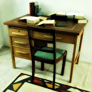 Escrivaninha do Dr Gastão Leão - Casa Gomes Jardim, Guaíba