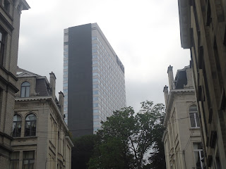 The Hotel Obama Brussels Belgium
