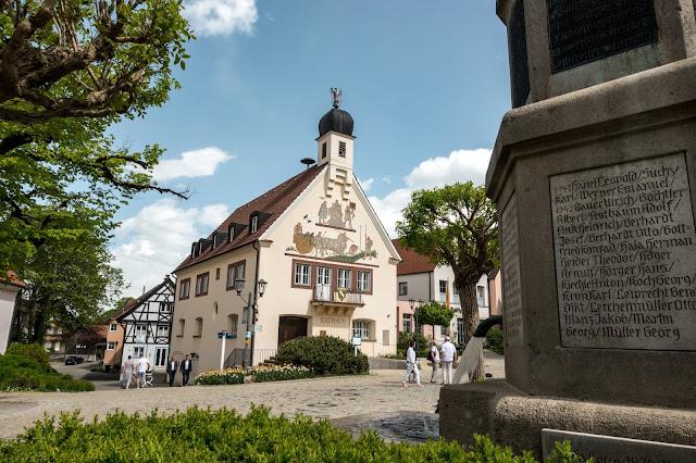 Wandertrilogie-Allgäu  Etappe 5 Ottobeuren – Bad Grönenbach  Wiesenganger-Route 14