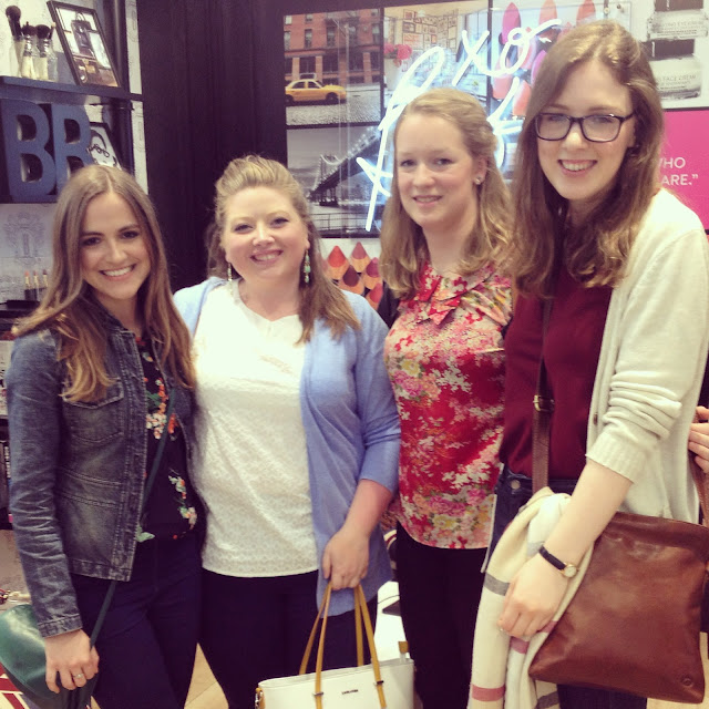 Girls' weekend in London