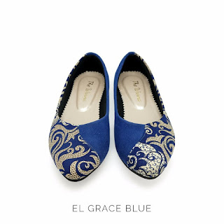 EL GRACE BLUE THE WARNA