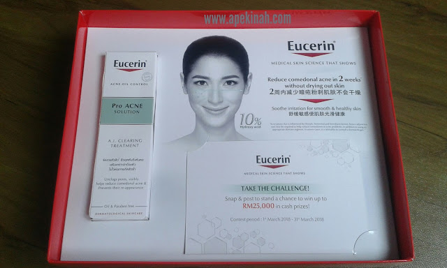 Eucerin® ProACNE Solution A.I. Clearing Treatment