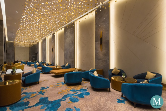 Madison Lounge and Bar at Hilton Manila
