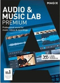 MAGIX Audio & Music Lab 2017 Premium