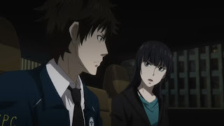 Psycho-Pass 3 Episodio 05