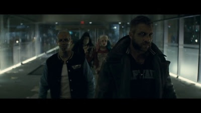 Suicide Squad (Movie) - Comic-Con (2015) First Look Teaser - Screenshot
