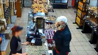Στη δημοσιότητα τα στοιχεία του 35χρονου που λήστευε αρτοποιεία (Βίντεο)