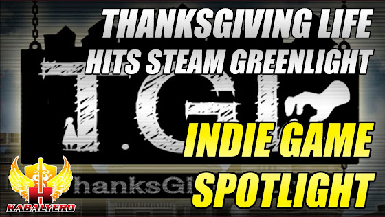 Thanksgiving Life Hits Steam Greenlight - Indie Game Spotlight