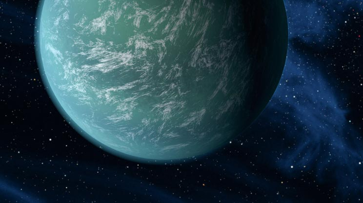 A View Beyond the Stars: Earth's Twin Kepler-22b ...
