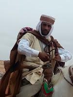 الفرس البدوي