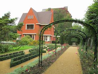 Van Buuren House and Gardens