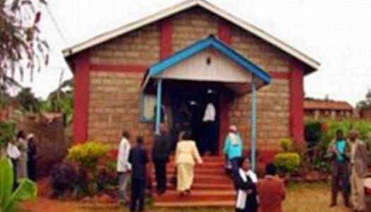 Iglesia cristiana en Tanzania