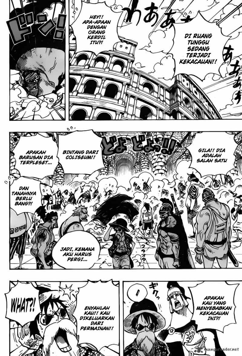 004 One Piece 704   Patung Kyros
