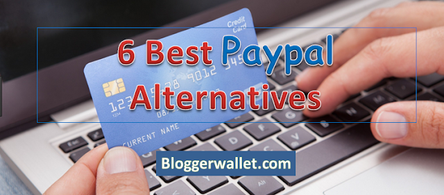 6 Online Payment Alternatives To Paypal