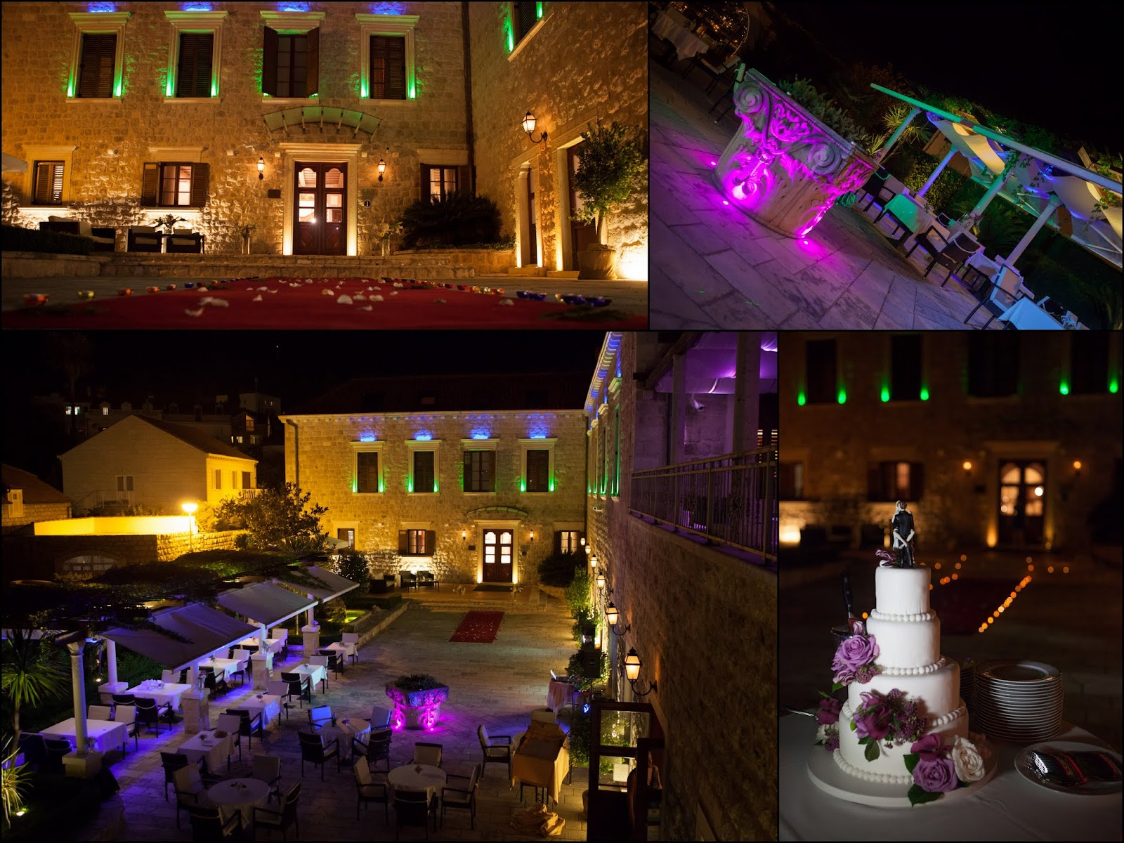 Hotel Kazbek In Dubrovnik Ideal For Exclusive Private Weddings
