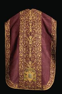 Eighteenth Century Vestments of Bishop Lorenzo Tartagni