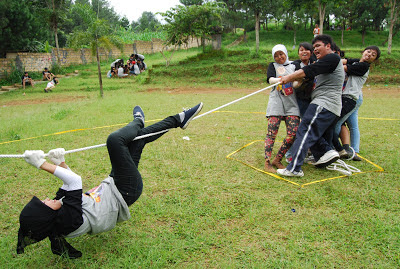 Low Rope Outbound