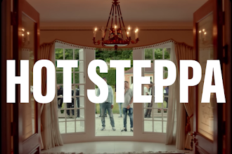 "Steel Banglez ft. Loski - ""Hot Steppa"" Video 