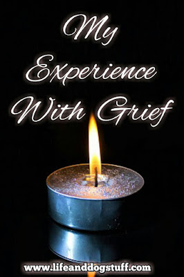 My experience with grief and loss.