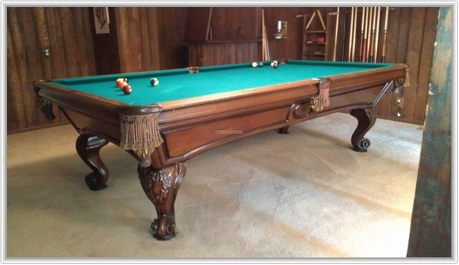 Great Pool Table Movers Nj