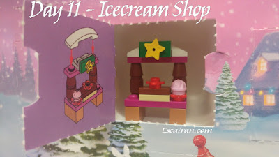 Lego friends Advent calendar 2017 Day11