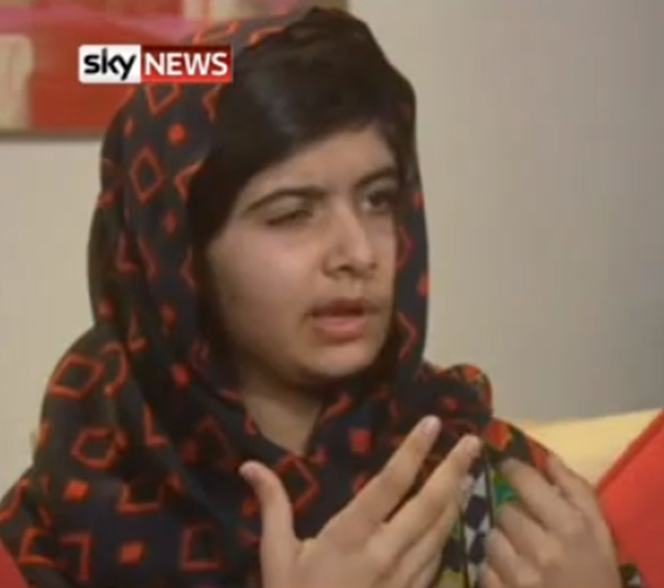 The Eloquent Woman Famous Speech Friday Malala Yousafzai
